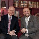 Robert and Dr. Jack Hayford