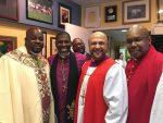 Robert and Bishop Curtis Douglas