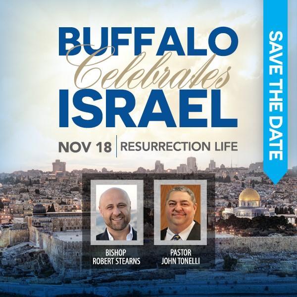 Buffalo Celebrates Israel