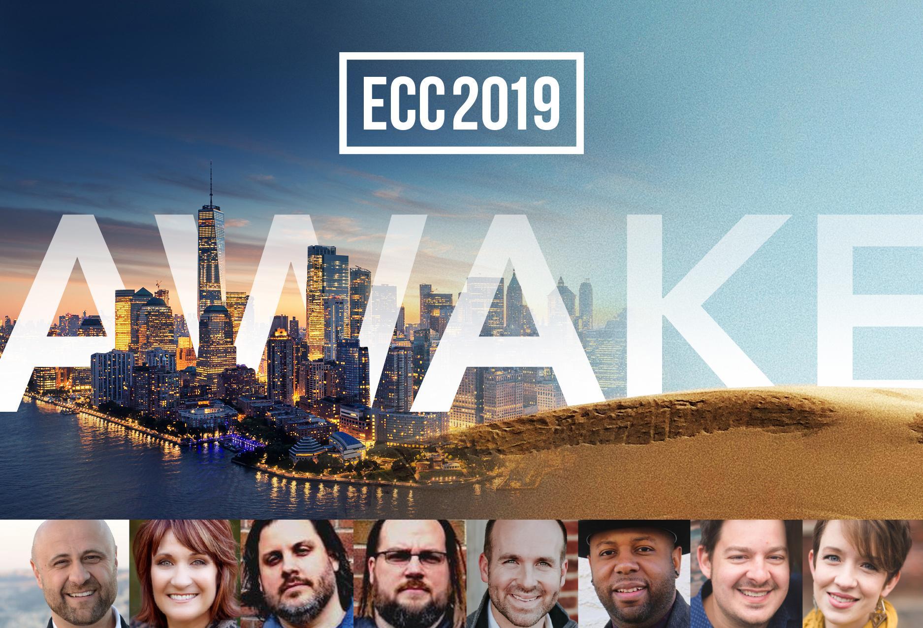 AWAKE ECC 2019