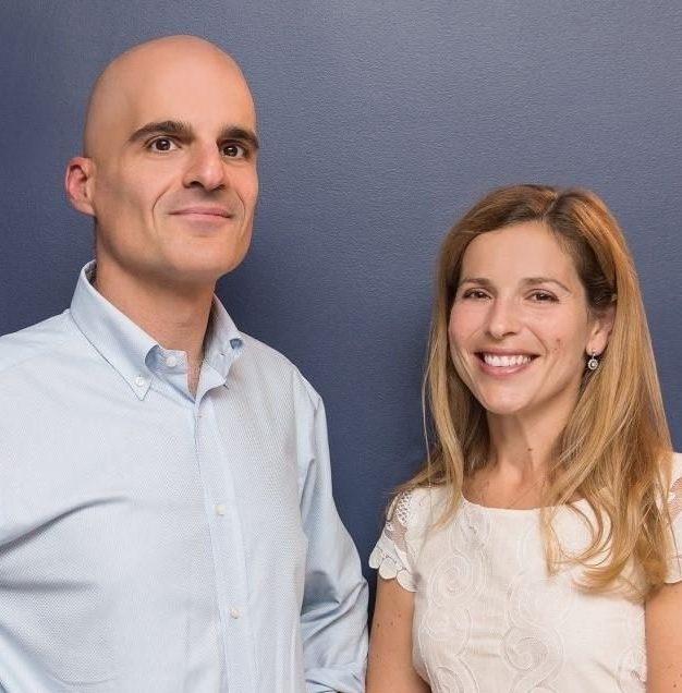 Mark & Rabbi Erica Gerson