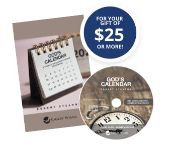 The God Calendar MP3 Teaching & Booklet